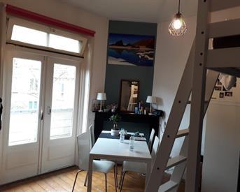 Kamer in Nijmegen, Balistraat op Kamernet.nl: Mooie kamer met eigen badkamer en balkon
