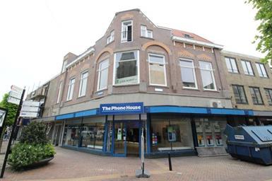 Kamer in Almelo, Oranjestraat op Kamernet.nl: Leuk appartement met balkon een eigen beneden berging