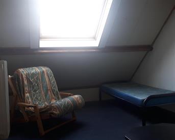 Kamer in Amstelveen, Parmentierlaan op Kamernet.nl: Zolderkamer te huur.