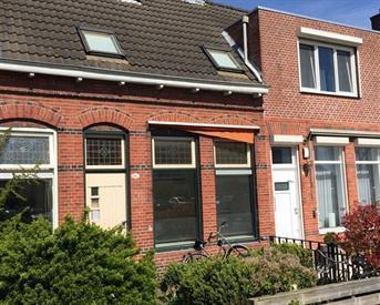 Kamer in Groningen, Damsterdiep op Kamernet.nl: Mooie kamer met tuin