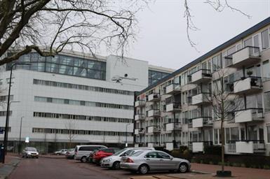 Kamer in Enschede, Burgemeester Edo Bergsmalaan op Kamernet.nl: Te huur gemeubileerd appartement