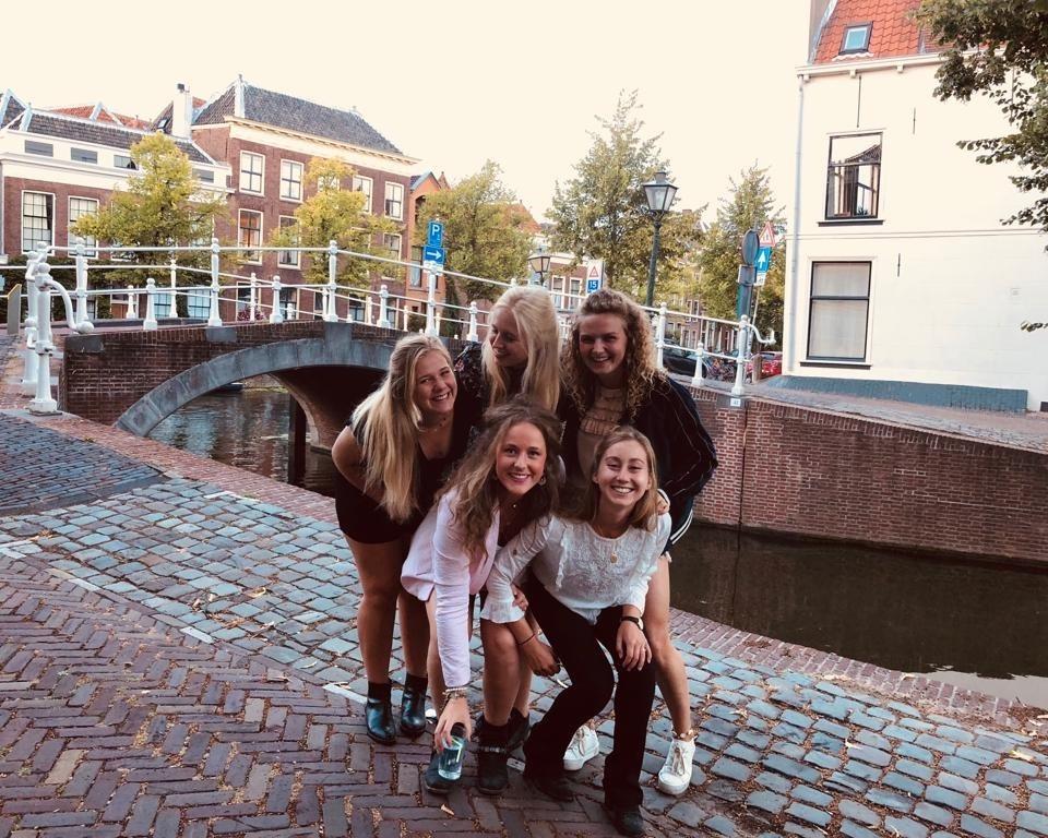 Kamer aan Vliet in Leiden