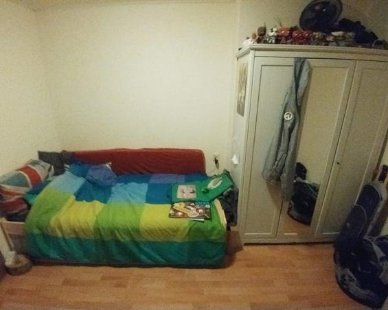 Kamer aan Jouwsmastraat in Leeuwarden