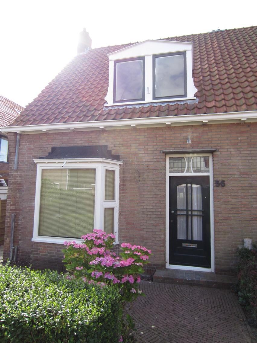 Kamer te huur in de Geraniumstraat in Leeuwarden