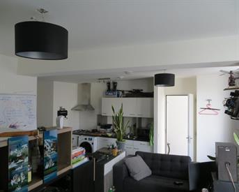 Kamer in Gouda, Spoorstraat op Kamernet.nl: Studio 2 kamer, aparte douche, volledig voorzien