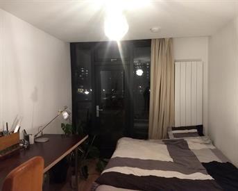 Kamer in Amsterdam, Kleiburg op Kamernet.nl:  Tijdelijke Kamer in kleiburg 34 (maisonette)
