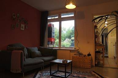 Kamer in Den Bosch, De Bossche Pad op Kamernet.nl: Begane grond appartement met een ruime tuin