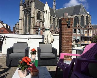 Kamer in Leiden, Hooigracht op Kamernet.nl: Kamer te huur in het centrum van Leiden