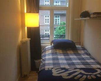 Kamer in Amsterdam, Minervalaan op Kamernet.nl: GREAT ROOM IN AMAZING APARTMENT!