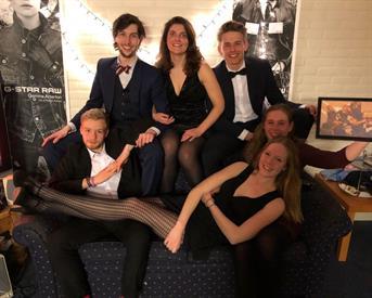 Kamer in Enschede, Leijdsweg op Kamernet.nl: Mooie ruime studentenkamer in een gezellig huis.