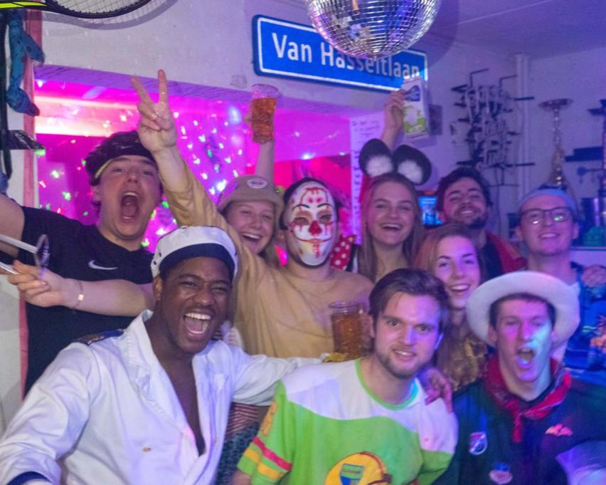 Kamer te huur in de Van Hasseltlaan in Delft