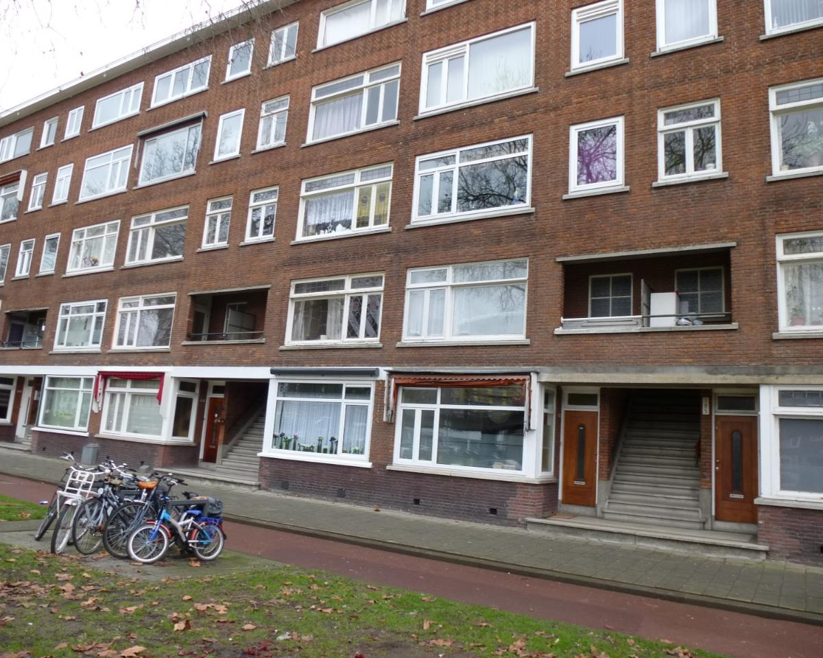 Appartement te huur in rotterdam voor 650 kamernet for Appartement rotterdam