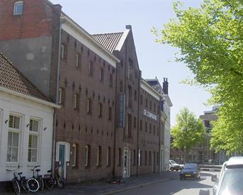 Kamer in Groningen, Noorderhaven op Kamernet.nl: Grote studio Noorderhaven (centrum) 6 maand