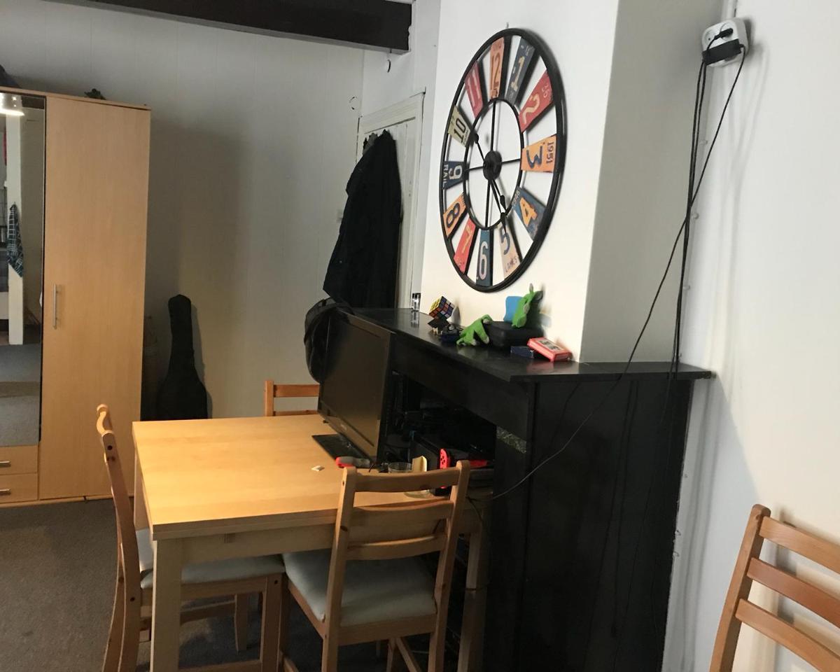 Kamer te huur in de Butjesstraat in Groningen