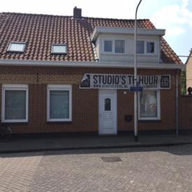 Kamer in Tilburg, Hoogtedwarsstraat op Kamernet.nl: Nieuwe studio (met een gezamenlijke keuken) nabij het centrum