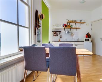 Kamer in Utrecht, Wittevrouwensingel op Kamernet.nl: Mooi appartement naast het Griftpark