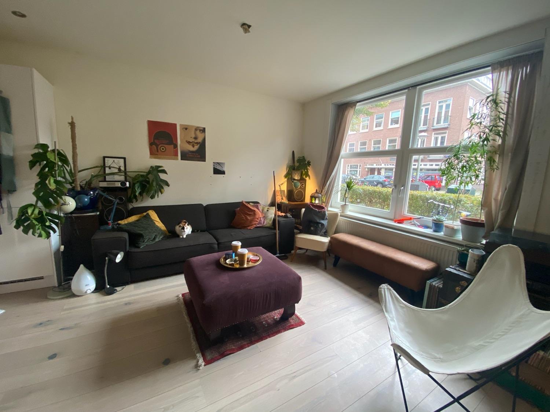 Kamer te huur in de Jan Haringstraat in Amsterdam