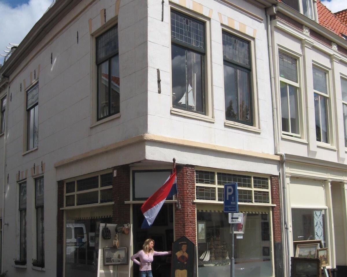 Kamer te huur in de Oost Havenstraat in Leiden