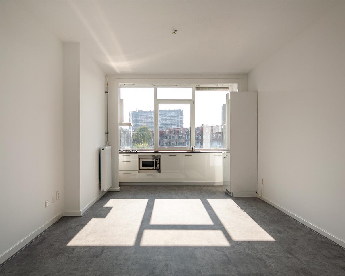 Appartement aan Dordtselaan in Rotterdam