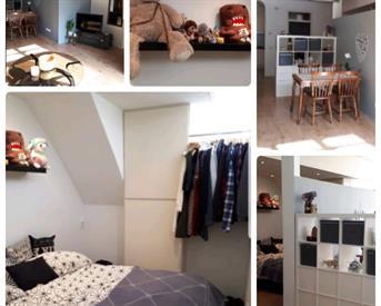 Kamer in Breda, Mauritsstraat op Kamernet.nl: Studio te huur in Centrum Breda