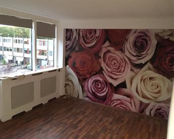 Kamer in Enschede, Braamlanden op Kamernet.nl: Mooie grote kamer in studentenhuis