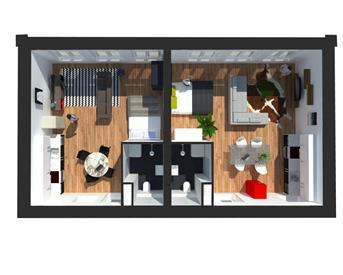 Kamer in Enschede, Noorderhagen op Kamernet.nl: Nieuwe Studio's Enschede Centrum