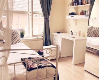 Kamer in Amsterdam, Eendrachtstraat op Kamernet.nl: Super leuke knusse kamer in Amsterdam Zuid