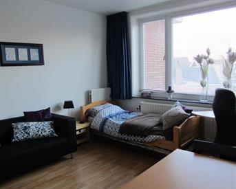 Kamer in Heerlen, Sint Franciscusweg op Kamernet.nl: Rustige kamer in studentenhuis