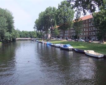 Kamer in Amsterdam, Postjeskade op Kamernet.nl: Mooie kamer naast Rembrandtpark
