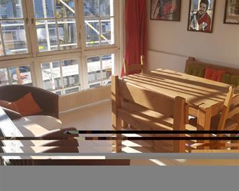 Kamer in Amsterdam, Koestraat op Kamernet.nl: Leuk apartement in Centrum voor 1 pers of stel