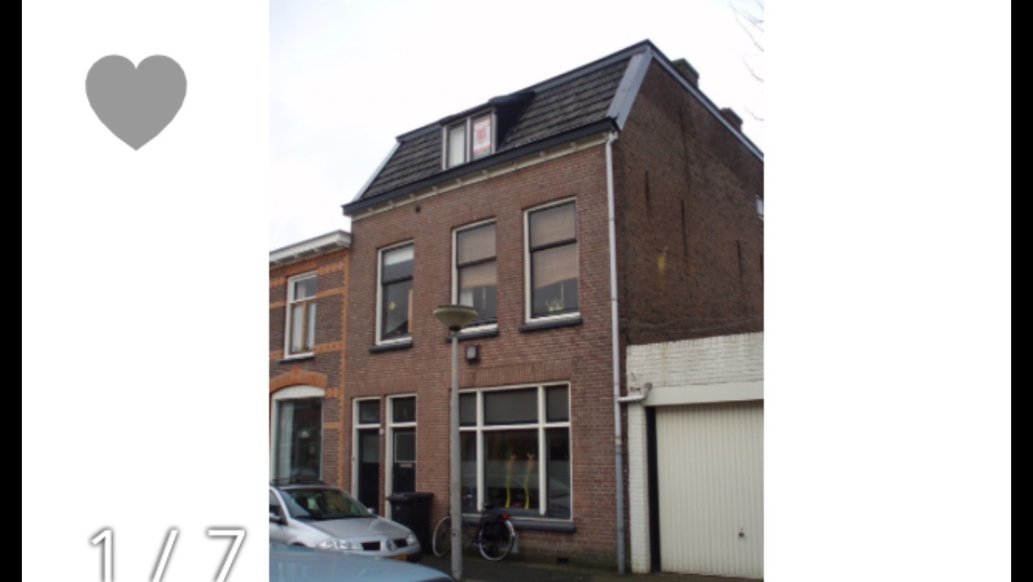 Kamer te huur in de Rozenstraat in Zwolle