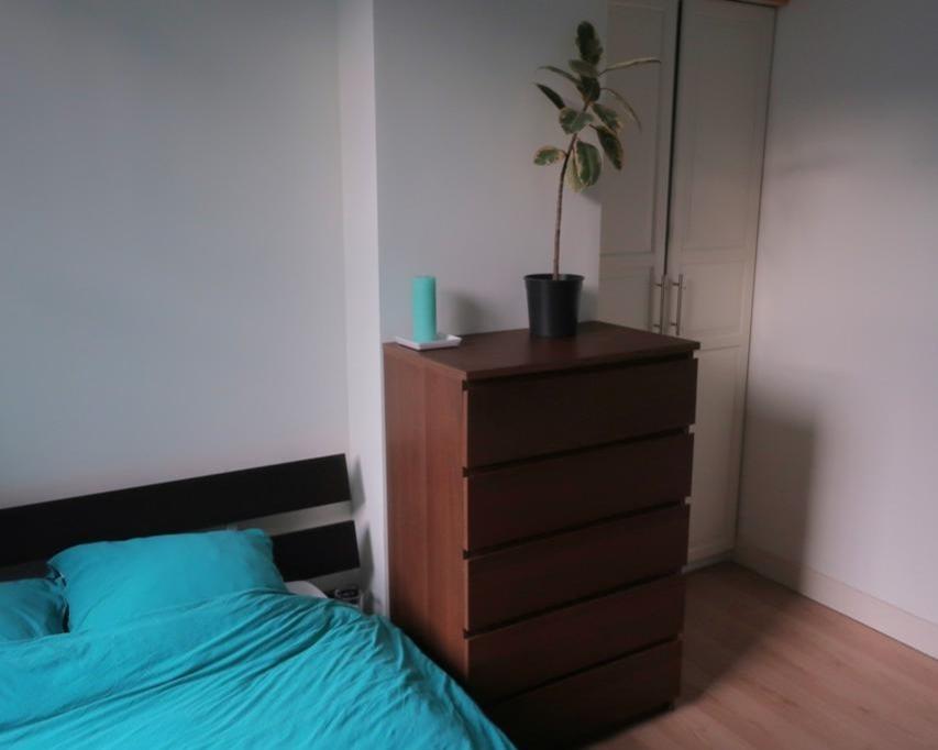 Appartement aan Gedempte Burgwal in Den Haag