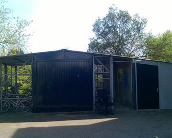 Kamer in Nijmegen, Sprengenweg op Kamernet.nl: kamer met vw en inbouwkast