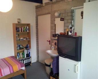 Kamer in Heerlen, Heesbergstraat op Kamernet.nl: Studentenkamer