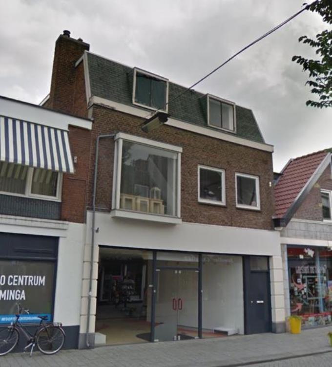 Apartment at Wemenstraat in Hengelo