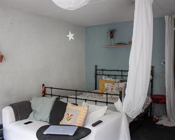 Kamer in Den Haag, Bilderdijkstraat op Kamernet.nl: Ruime kamer in Zeeheldenkwartier