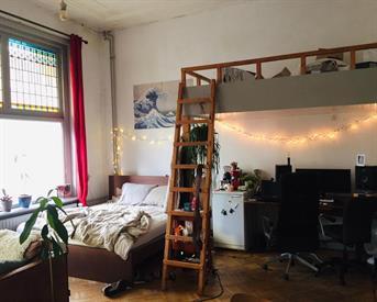 Kamer in Nijmegen, Wilhelminasingel op Kamernet.nl: Tijdelijke kamer op ideale locatie