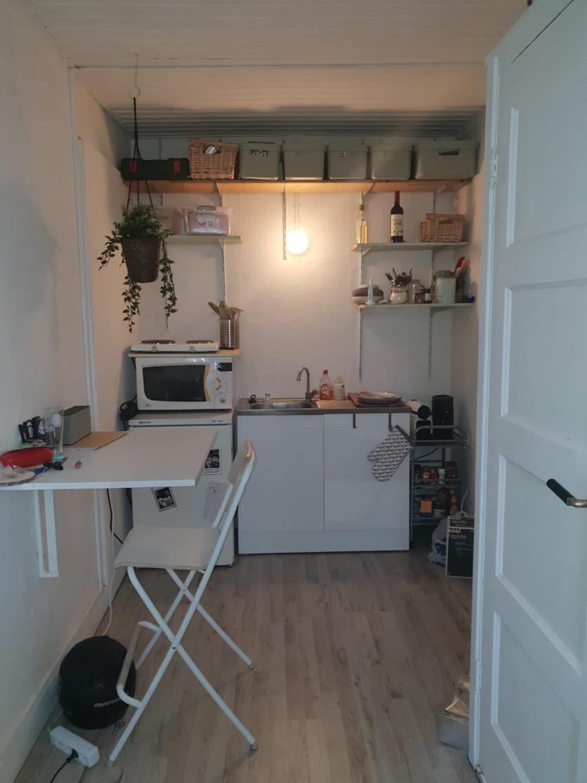 Kamer te huur in de Bloemhofstraat in Haarlem