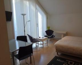 Kamer in Maastricht, Jekerstraat op Kamernet.nl: De studio is gelegen op de 1e verdieping