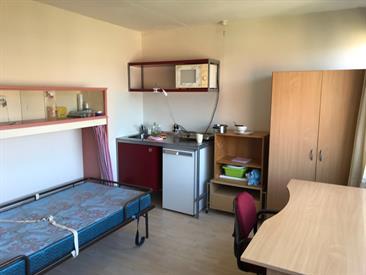 Kamer in Groningen, Robijnstraat op Kamernet.nl: Kamer met kitchenette beschikbaar