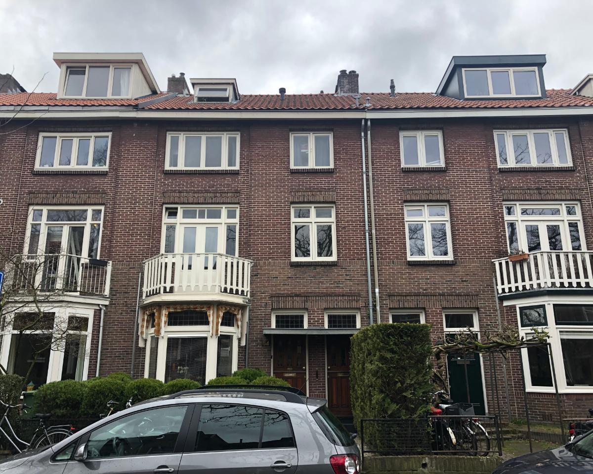 Kamer te huur in de Ruisdaelstraat in Nijmegen