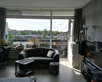 Kamer in Arnhem, Hanzestraat op Kamernet.nl: Spacious room with balcony near HAN