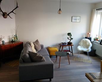 Kamer in Amsterdam, Eisingastraat op Kamernet.nl: Room in renovated house in Amsterdam