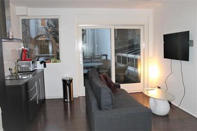 Kamer in Amsterdam, Bethaniendwarsstraat op Kamernet.nl: Splendid one bedroom apartment