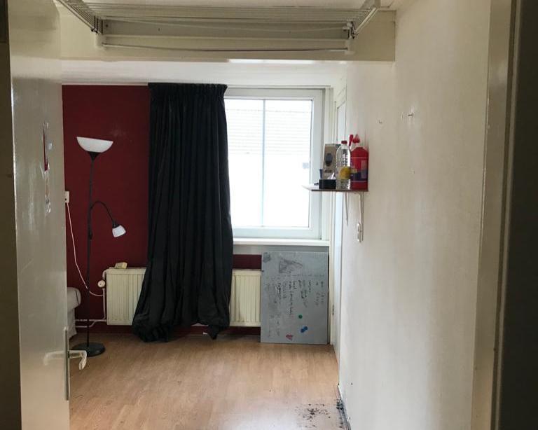 Kamer te huur aan de Harnjesweg in Wageningen