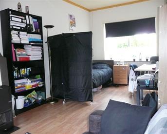 Kamer in Leeuwarden, van Heemstrastraat op Kamernet.nl: Ruime studentenkamer in ezellig studentenhuis