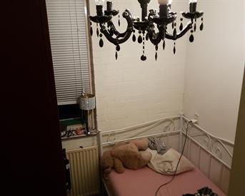 Kamer in Wageningen, Veerstraat op Kamernet.nl: Kleine kamer te huur voor dames