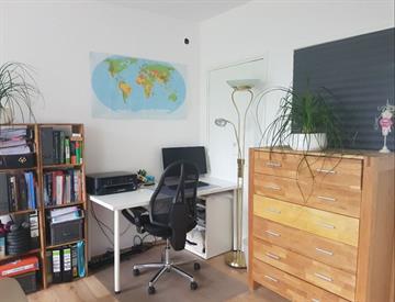 Kamer in Bennekom, Haldereng op Kamernet.nl: moderne kamer op begane grond met terras / tuin (alleen 1 huisgenoot)