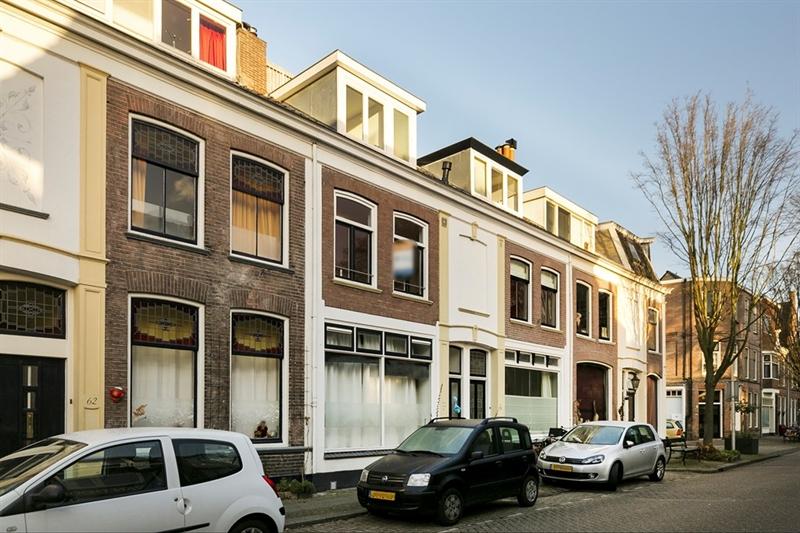 Appartement aan Poortstraat in Utrecht