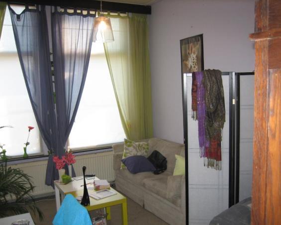 Kamer aan Grazendonkstraat in Breda
